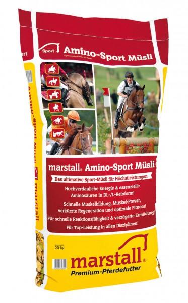 marstall Sport-Linie Amino-Sport Müsli 20kg Sack