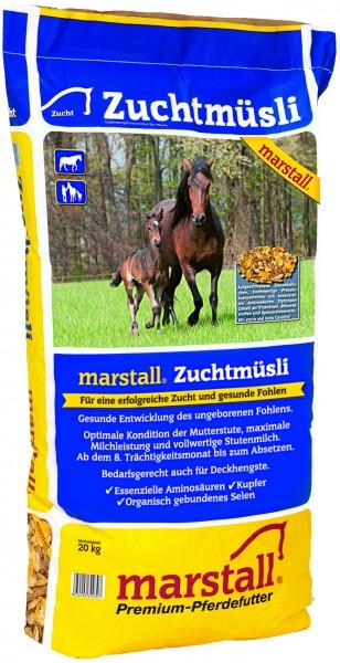 marstall Zucht-Linie Zuchtmüsli 20kg Sack