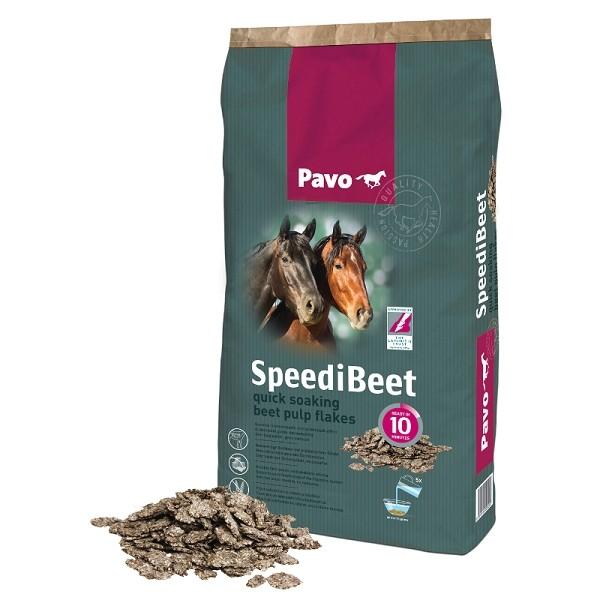 Pavo SpeediBeet - Zuckerrübenschnitzel für Pferde mit kurzer Einweichzeit 15kg