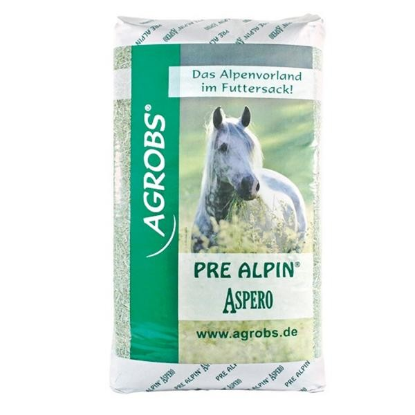 Agrobs Pre Alpin Aspero- zuckerarmes Strukturfutter 20kg