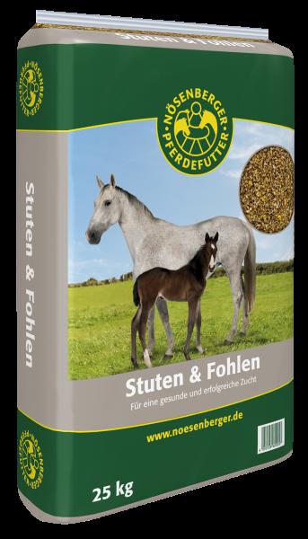 Nösenberger Spezialmüsli Stuten & Fohlen 25kg