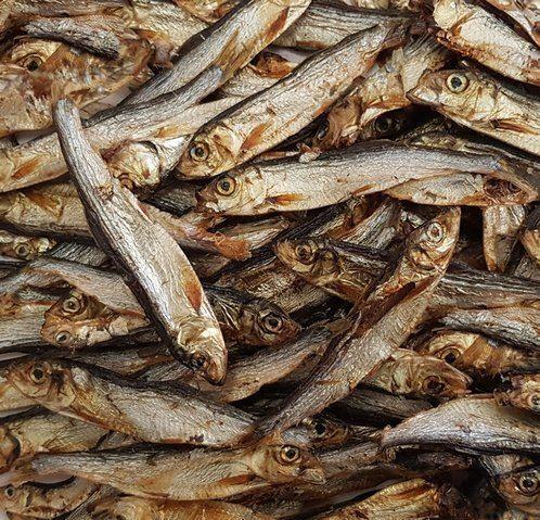Trockenfisch Sprotten 500g