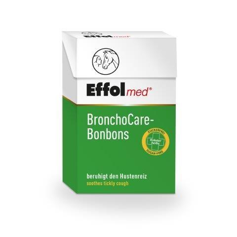 Effol med BronchoCare-Dragees - schmackhaftes Bonbon für Pferd und Reiter