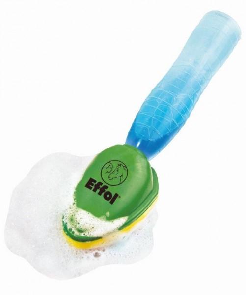 Effol Shampoonier-Bürste - Putzzeug für eine optimale Rundum-Pflege