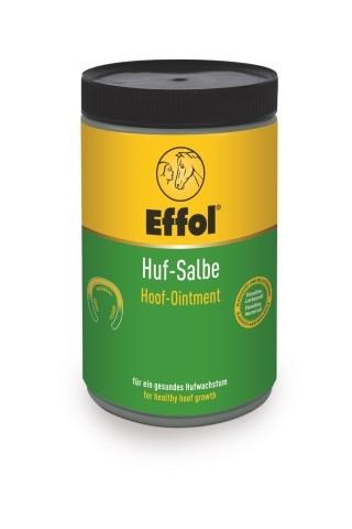 Effol Huf-Salbe, mit Lorbeeröl, 1l Dose, schwarz