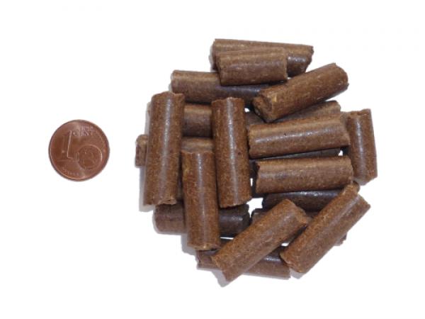 Fit gepresst Adult (ohne Weizen) - kaltgepresstes Hundefutter