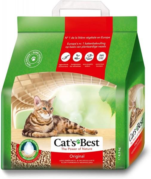 Cat's Best Original Öko Plus Katzenstreu