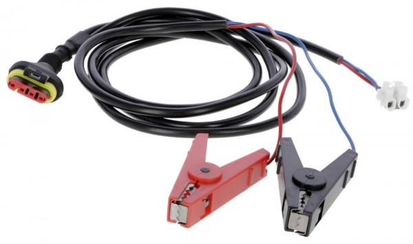 12 Volt Anschlusskabel für AKO FenceControl (Basis)