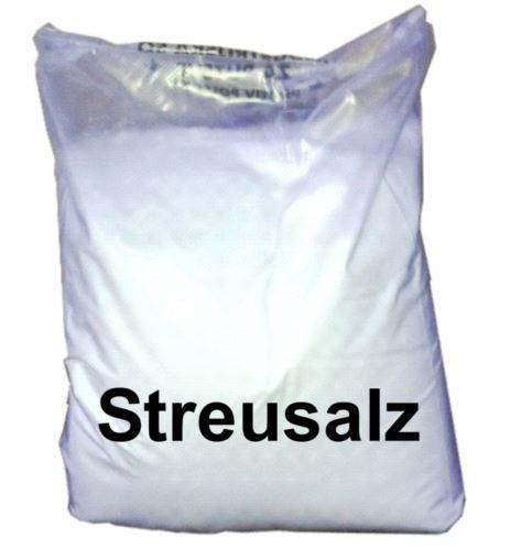 Streusalz Beutel à 25 kg