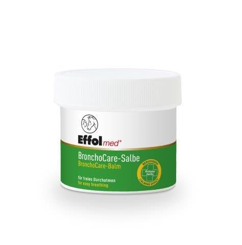 Effol med BronchoCare-Salbe 150 ml - Unterstützung für die Atemwege von Pferden