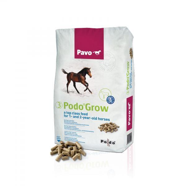 Pavo Podo Grow- Aufzuchtfutter für Jungpferde 20kg