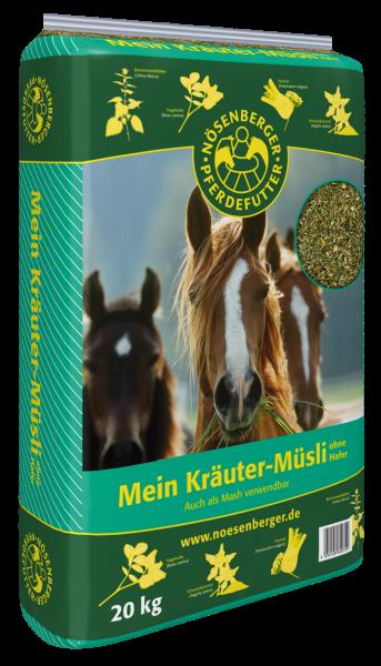 Nösenberger Spezialmüsli Mein Kräuter-Müsli