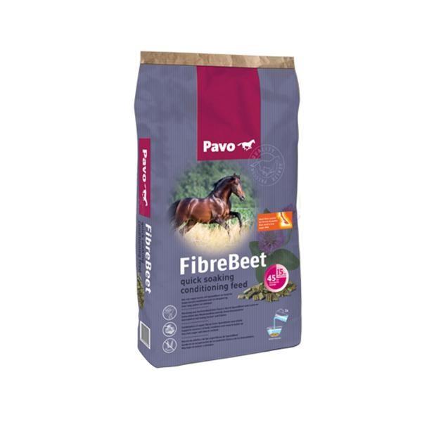 Pavo FibreBeet - Ergänzungsfutter für Pferde 15kg