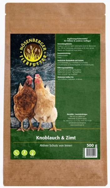 Nösenberger Knoblauch & Zimt 500g