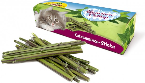 JR FARM Bavarian Catnip Katzenminze-Sticks 6g