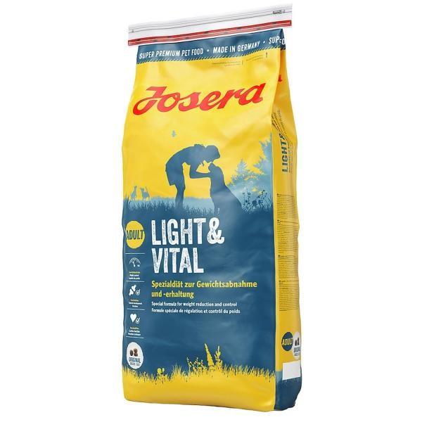 Josera Hund Light&Vital - fettreduziertes Trockenfutter