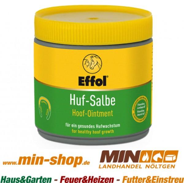 Effol Huf-Salbe, mit Lorbeeröl, 500 ml Dose, gelb