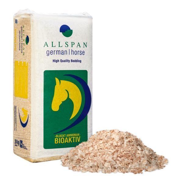Allspan bioaktiv24kg - Hobelspäne