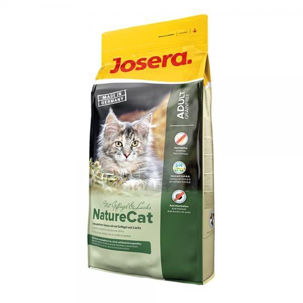 Josera Katze Nature Cat - getreidefreies Futter für Ihre Katze