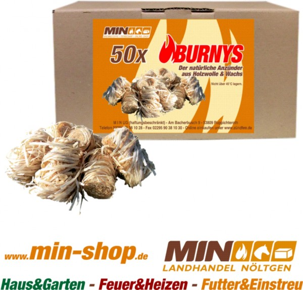 Burnys Karton