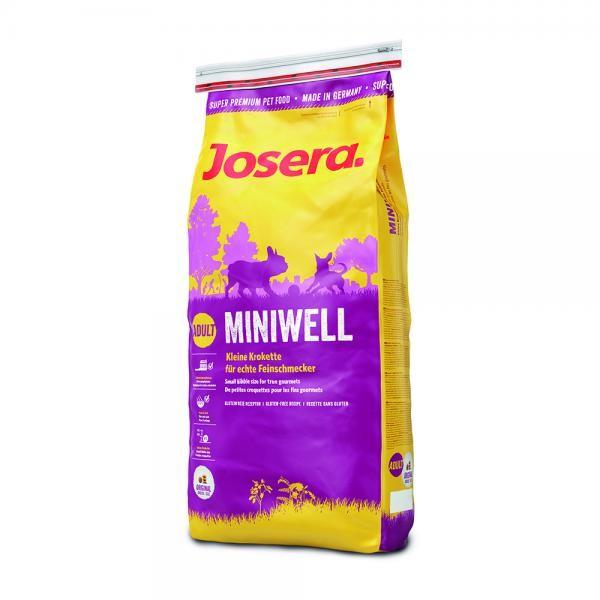 Josera Miniwell - Hundefutter für kleine Hunderassen