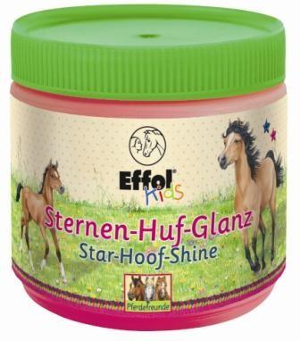 Effol Kids Sternen-Huf-Glanz 350 ml - kindgerechte Pflege für Pferdehufe