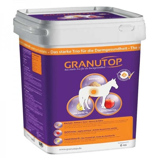 marstall Granutop - Pferd 6kg - das starke Trio für die Darmgesundheit
