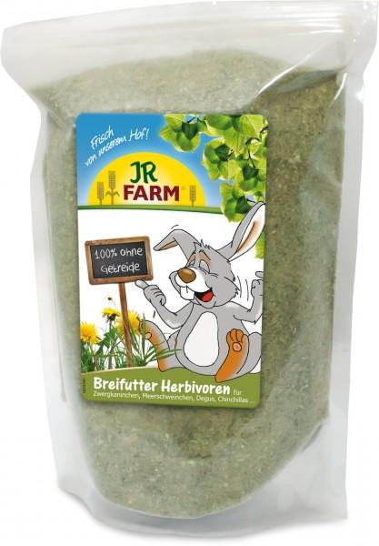 JR FARM Breifutter für Herbivoren 200g