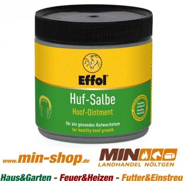 Effol Huf-Salbe, mit Lorbeeröl, 500 ml Dose, schwarz