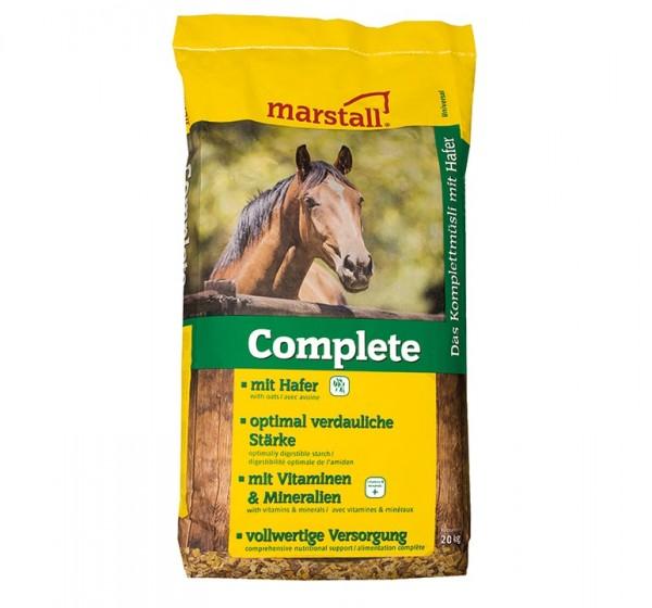 marstall Universal-Linie Complete - Kraftfutter mit Hafer 20kg