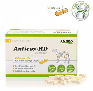ANIBIO Anticox-HD - classic K 140 Kapseln