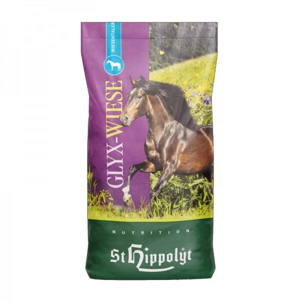 St. Hippolyt Glyx-Wiese Wiesentaler - Raufutter für ihr Pferd 20kg