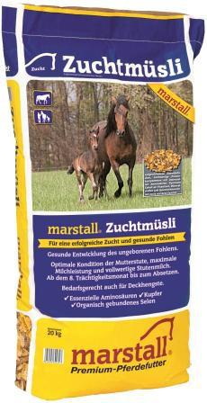 marstall Zucht-Linie Zuchtmüsli 20kg