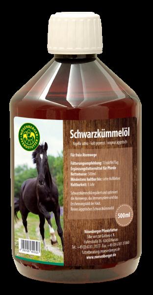 Nösenberger Kräuter & Co. Schwarzkümmelöl 500ml