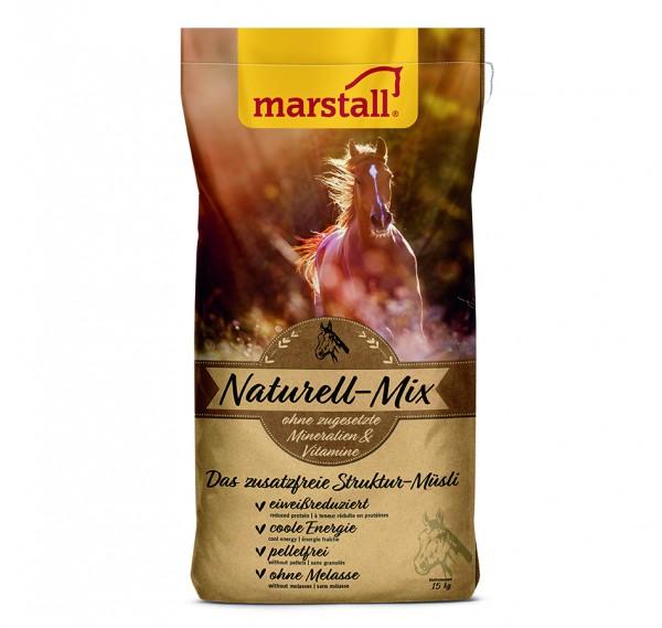 marstall Natur-Linie Naturell-Mix - das zusatzfreie Struktur-Müsli 15kg