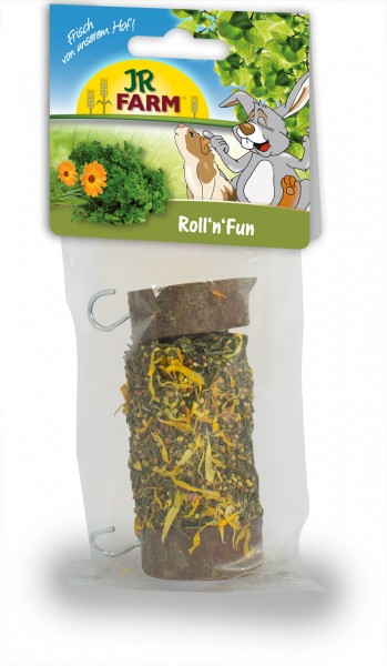 JR FARM Roll 'n' Fun 120g