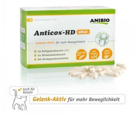 ANIBIO Anticox HD Akut 50 Kapseln