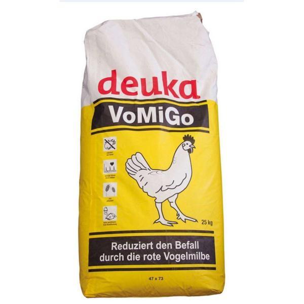 Deuka Allmash VoMiGo LAF Mehl 25kg - gegen die rote Vogelmilbe