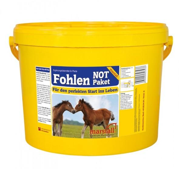 marstall Zucht-Linie Fohlen-NOT-Paket - Ergänzungsfuttermittel für Saugfohlen
