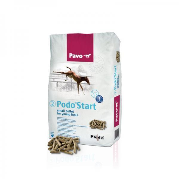 Pavo Podo Start- Fohlenfutter für die ersten Lebensmonate 20kg