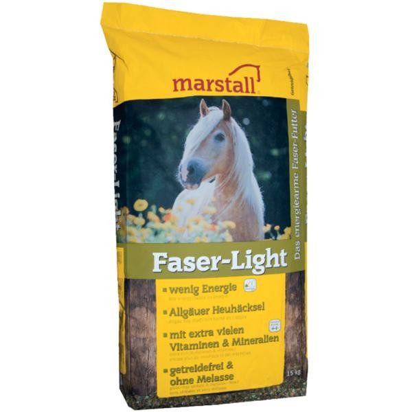 marstall Getreidefrei-Linie Faser-Light 15kg Sack