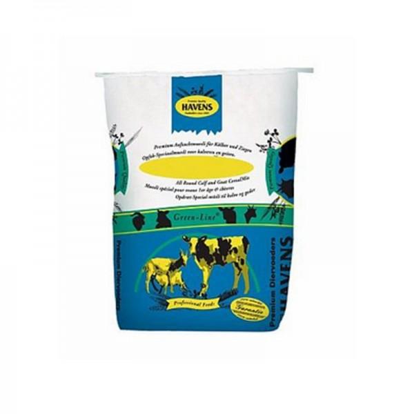 Havens Ziegen-Konditions Pellets 25kg - konzentriertes Futter für Ziegen und andere kleine Wiederkäu