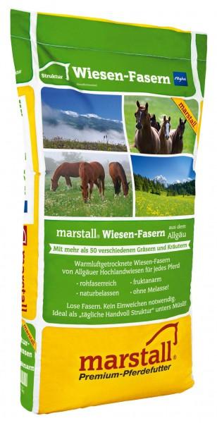 marstall Struktur-Linie Wiesen-Fasern 15kg Sack