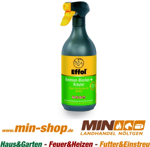 Effol Bremsen-Blocker+Kräuter 750 ml Sprühflasche