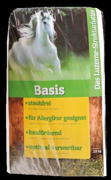 marstall Struktur-Linie Basis - melassierter Luzerne Raufutter Ersatz 20kg