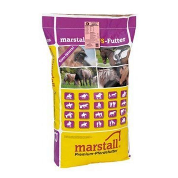 Marstall Alpaka+Co 15kg - Vollwertfutter für Kamele, Lamas und Alpakas