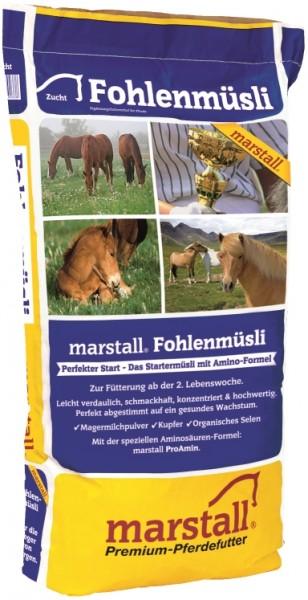 marstall Zucht-Linie Fohlenmüsli 20kg Sack