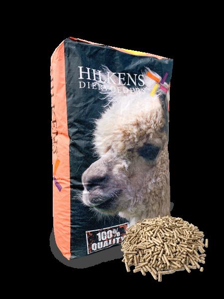 Hilkens Alpaca Vitality 20kg (Sommer) - Vollwertfutter für Alpakas