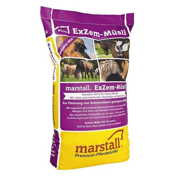 Marstall Exzem- Pferde- Müsli für Allergiker und Ekzemer 15kg