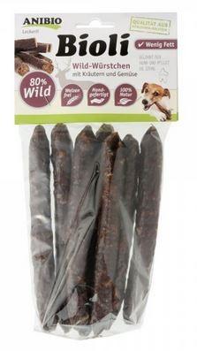 ANIBIO Bioli Wild-Würstchen